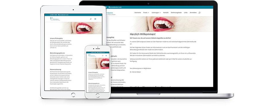 Zahnarztpraxis Dr. med. dent. Moritz Weber