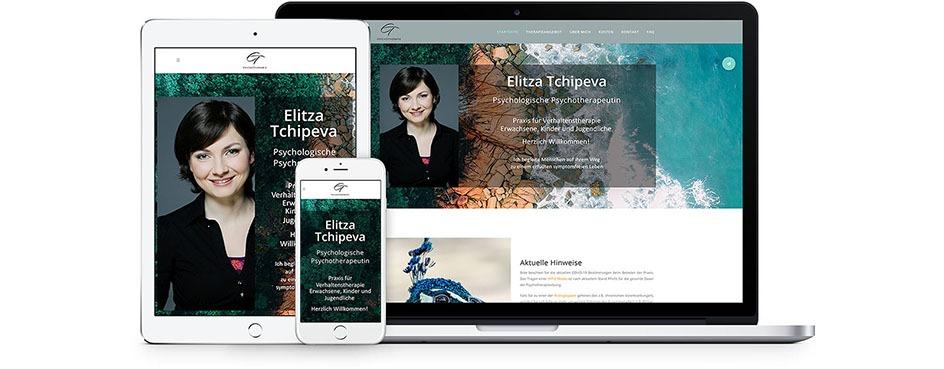 Praxis für Psychotherapie – Elitza Tchipeva
