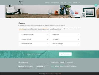 medfit Webdesign - Full-Service-Webagentur aus München für Webdesign, Suchmaschinenoptimierung (SEO) und Online Marketing - Kundenprojekt Praxis für Psychotherapie Elitza Tchipeva Screenshot 5
