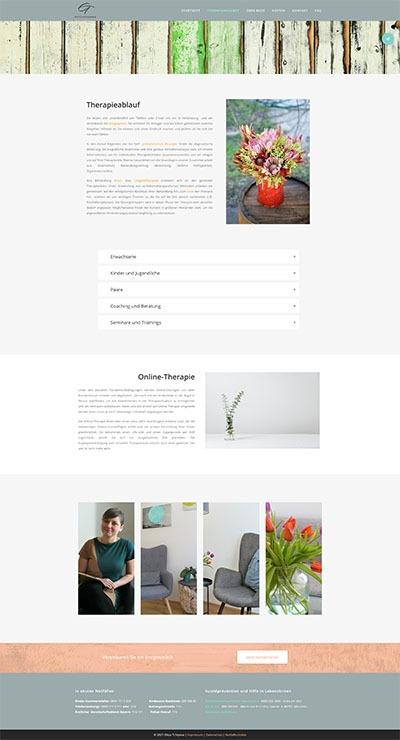 medfit Webdesign - Full-Service-Webagentur aus München für Webdesign, Suchmaschinenoptimierung (SEO) und Online Marketing - Kundenprojekt Praxis für Psychotherapie Elitza Tchipeva Screenshot 4