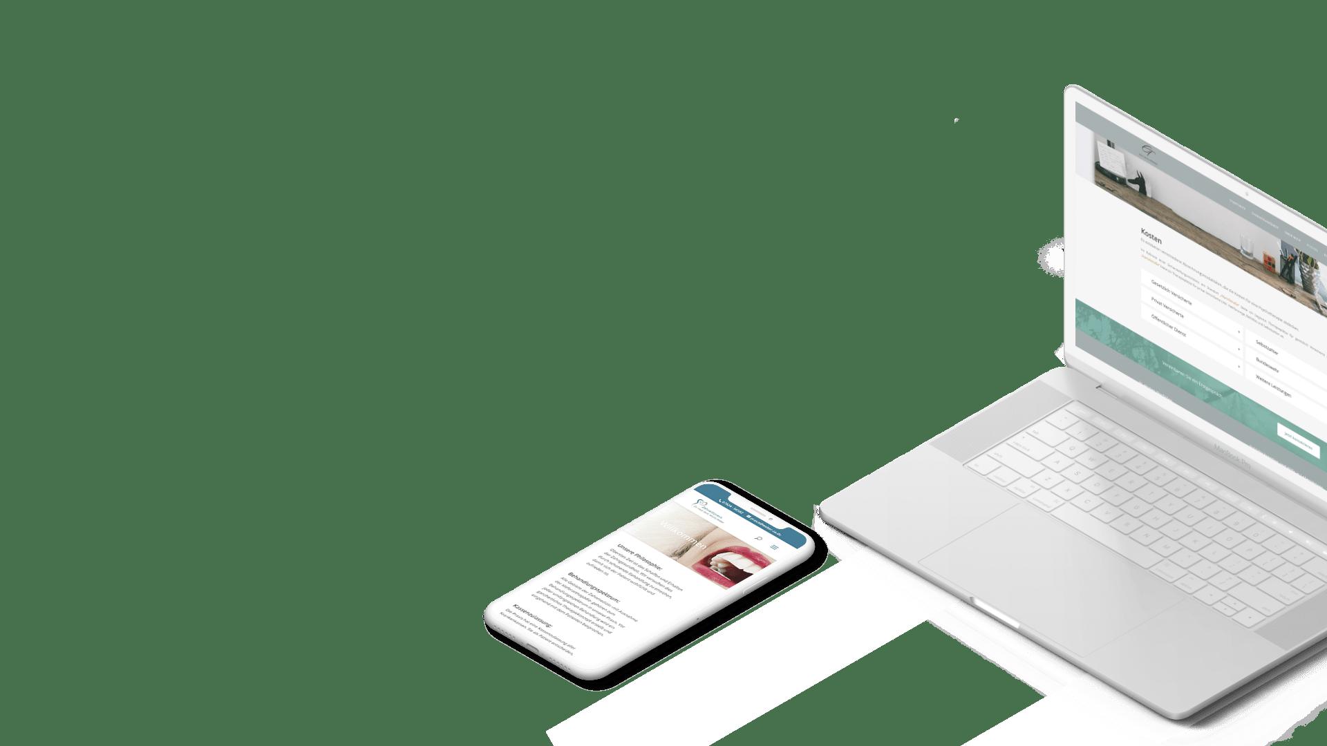 medfit Webdesign - Full-Service-Webagentur aus München für Webdesign, Suchmaschinenoptimierung (SEO) und Online Marketing - Hero Image